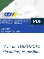 Presentacion Antisismica Ecuador Colegio Ingenieros