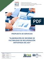 Propuesta de Servicios - Elaboración de Informe Tributario.pdf