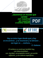ponencia PILAR POZNER CDMX