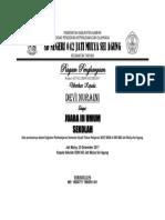 PIAGAM SD