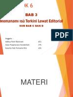 Kelompok 6 - Teks Editorial (Bab III)