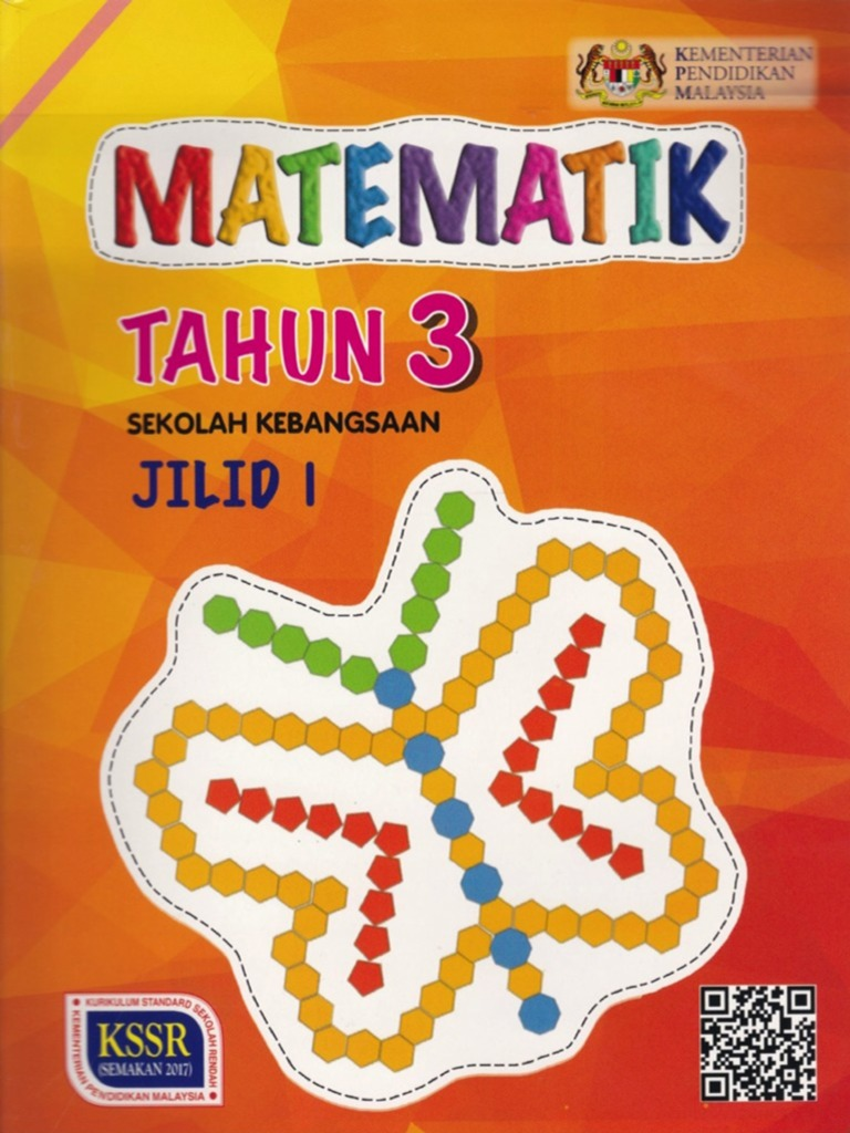 Matematik Tahun 3 Sk Jilid 1 Teks Kssr Semakan