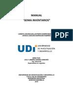 Manual Seima Inventario