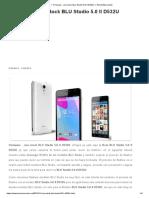 ▷ Firmware - rom stock BLU Studio 5.0 II D532U