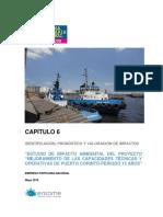 Capitulo 6 Identificacion Pronostico y Valoracion de Impactos Final Mayo 2018