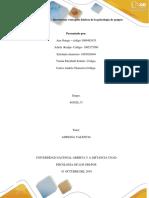 Paso 2 - Interiorizar Conceptos Básicos de La Psicología de Grupos
