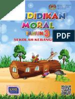 Pendidikan Moral Tahun 3 SK Teks KSSR Semakan