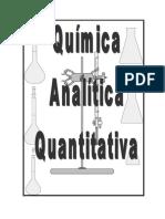 Apostila Química Analítica
