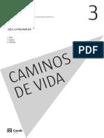 Propuesta Didáctica - Caminos de Vida 3 (Completa)