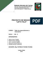 ESQUEMA DE NEGOCIOS LETS TALK.docx