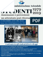 SAA Conferenza 11-12-2019