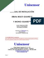 Multi-guard-manual Unisensor Revisión 2ª