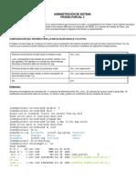 Administración de sistemas Duoc