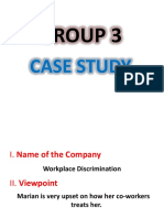 Private Case Study