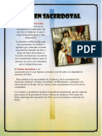 Orden Sacerdotal Catequesis