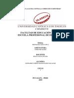 Monografia Psicologia Educativa