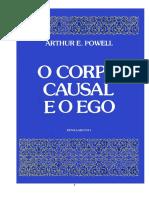 Powell, Arthur - O Corpo Causal e o Ego