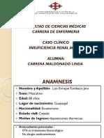 Caso Clinico Paciente Renal