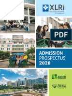 Xlr i Prospectus 2020