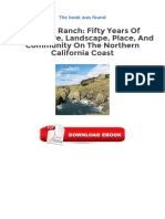 The Sea Ranch Fifty Years of Architecture Landscape Place and Community on the Northern California Coast PDF