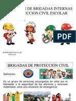Formación de Brigadas de Proteccion Civil