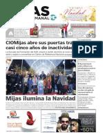 Mijas Semanal nº868 Del 6 al 12 de diciembre de 2019