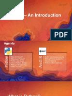 Python - Introduction