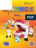 Science Year 3 DLP Text KSSR Semakan