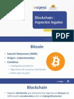Blockchain Aspectos Legales Maria Jose V.