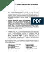 Declaración Centros de Pensamiento DEC 4