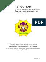 Cover Materi Istighosah 2018