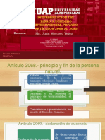 Diapositivas de Derecho Internacional Privado
