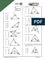 Problemas Selectos de Triangulos II ST2-Ccesa007