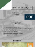 Unidad 5 Ferrocarril de Antioquia - Estefanía López Ruiz