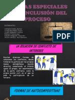 Allanamiento y Reconocimiento Procesal Civil Original