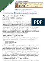 Java Virtual Machine's Internal Architecture