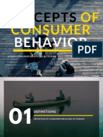 Chapter 1 Concepts of Consumer behavior