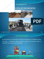 12. Construcción de Pavimentos