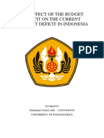 Mohamad Naufal Adli_120310180106_THE EFFECT OF THE BUDGET DEFICIT ON THE CURRENT ACCOUNT DEFICIT IN INDONESIA.docx