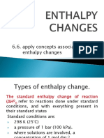 4.3 ENTHALPY CHANGES.ppt