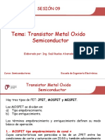 Transistor Metal Oxido Semiconductor.ppt