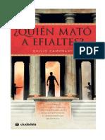 Campmany Emilio - Quien Mato A Efialtes.PDF