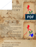 Phillipine History LET Reviewer
