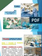 Transoperatorio Clase Magistral