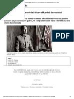 Buscando Al Gran Villano de La II Guerra Mundial_ La Crueldad Japonesa y Sus Mitos
