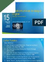 PPT Telekomunikasi Analog Dan Digital [TM15]