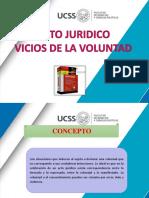 Vicios Del Acto Juridico Clases.