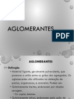 Aglomerantes 2019