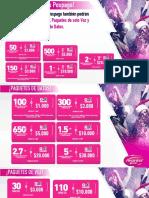 Preturno - Nuevos paquetes adicionales Pospago.pdf