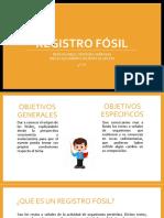 Registro Fósil